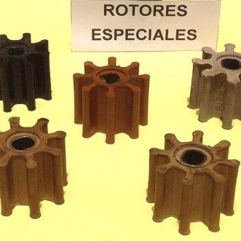 Producto por Prensado / Rotores Especiales